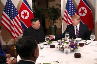 Трамп и Ким Чен Ын не смогли достигнуть соглашения в ходе саммита