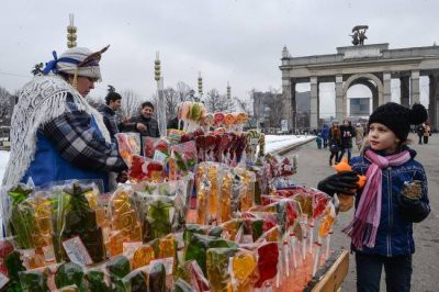 Власти Москвы подготовили масштабную программу на Масленицу
