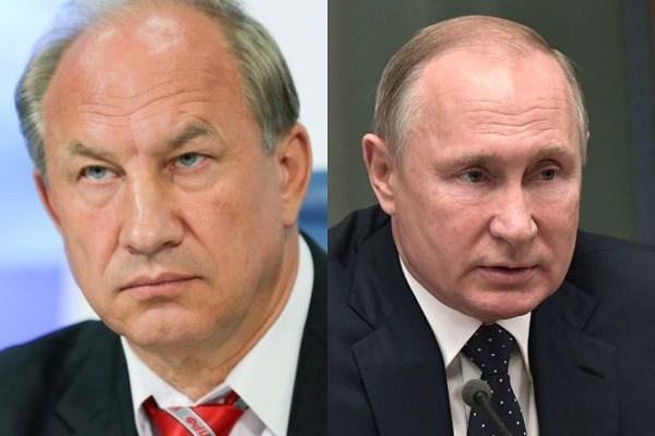 Депутат Рашкин: у Путина не получается вернуть народное доверие