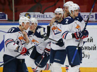 Хоккей: сегодня состоятся очередные матчи плей-офф КХЛ