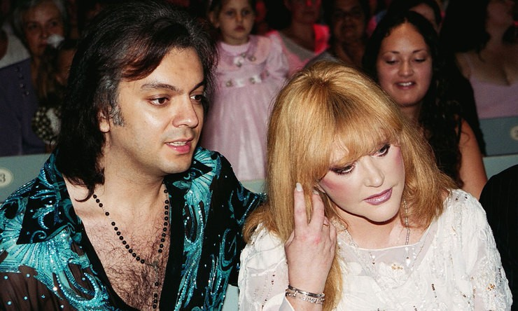 Киркоров принял участие в шоу, посвящённом Пугачёвой