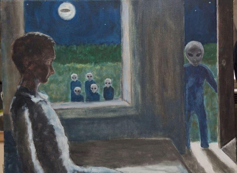 Две истории о похищенных пришельцами мальчиках