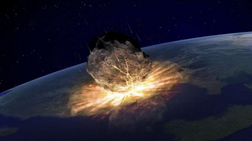 Ученые допустили образование континентов Земли из-за астероидов