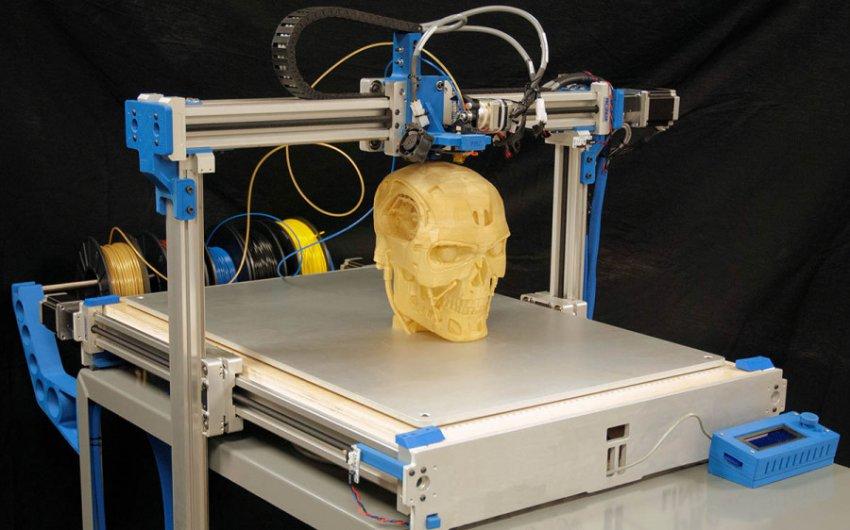 Ученые создали 3D-принтер, печатающий лучами света