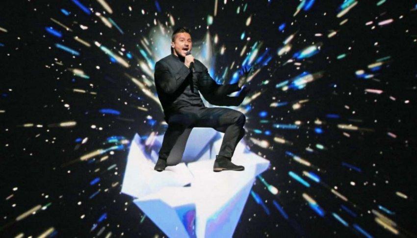 Сергей Лазарев подтвердил свое участие на «Евровидении-2019» и рассказал о песне