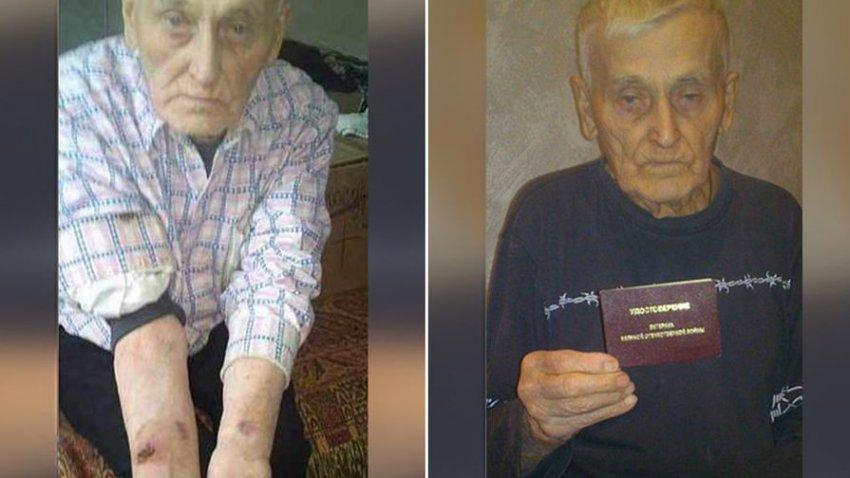 Коллекторы избили ветерана ВОВ из Перми и лишили его жилья