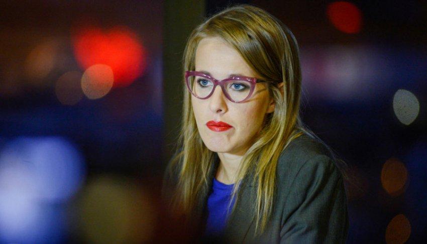 Лена Миро негативно высказалась в адрес Ксении Собчак