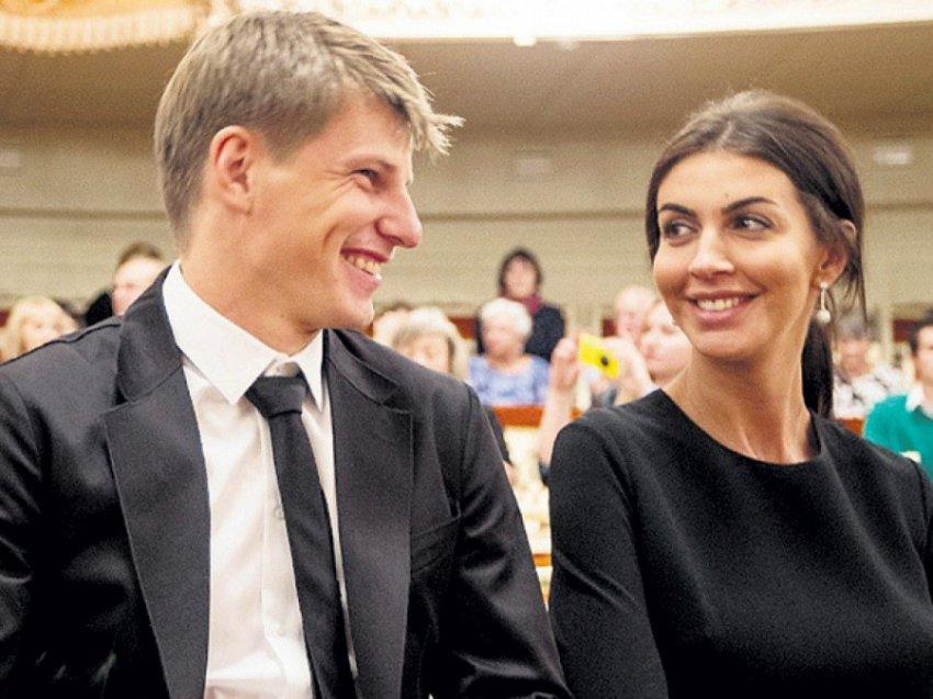 Из-за угроз со стороны Андрея Аршавина, его супруга Алиса наняла охрану