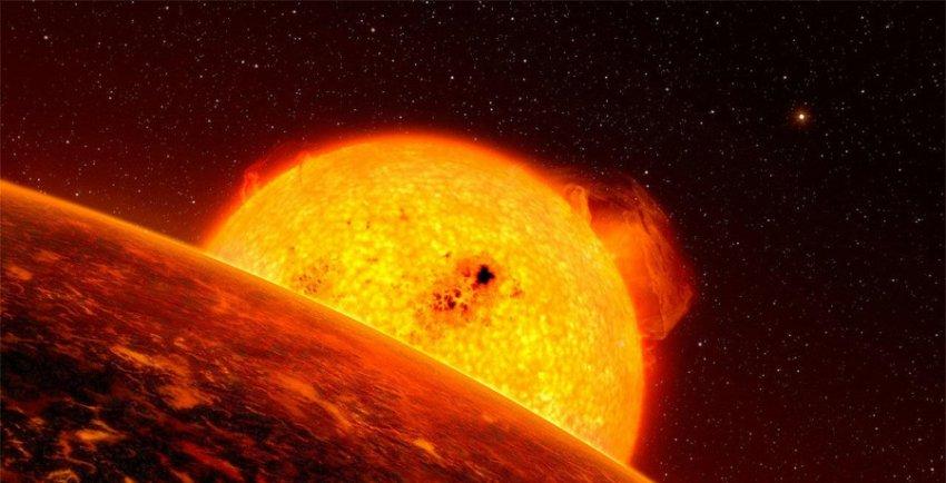 Ученые посчитали дозу радиации, которую получит космонавт на Марсе