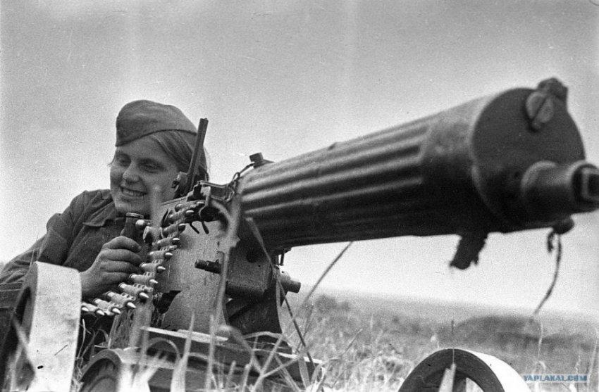 Анка-пулеметчица: вся правда о «любовнице» чапаевского Петьки