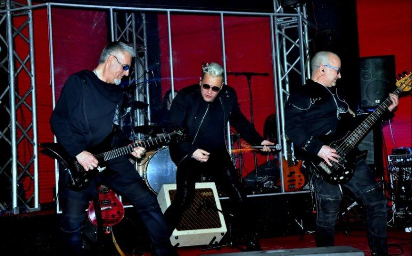 Старейшая Питерская группа «Н.Э.П.» отметила своё 30-летие