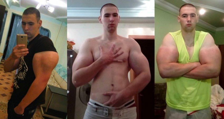 Кирилл Терешин намеревается избавиться от своих «рук-базук»