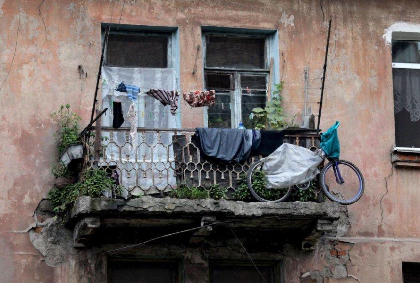 Российские власти разделят непригодное для жизни жильё на ветхое и аварийное