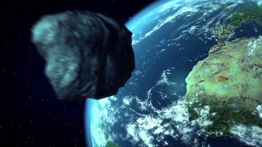 Ученый предсказывает падение астероида на Землю через 100 лет