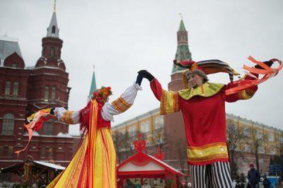 Фестиваль «Московская Масленица» начнется в 2019 году 1 марта