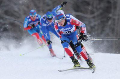 Российские лыжники стали вторыми на чемпионате мира в эстафете