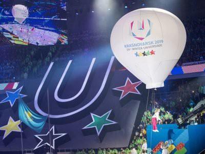 Сегодня в Красноярске состоится открытие Универсиады