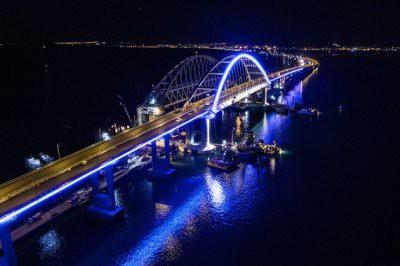 Первый пассажирский поезд проедет по Крымскому мосту 8 декабря