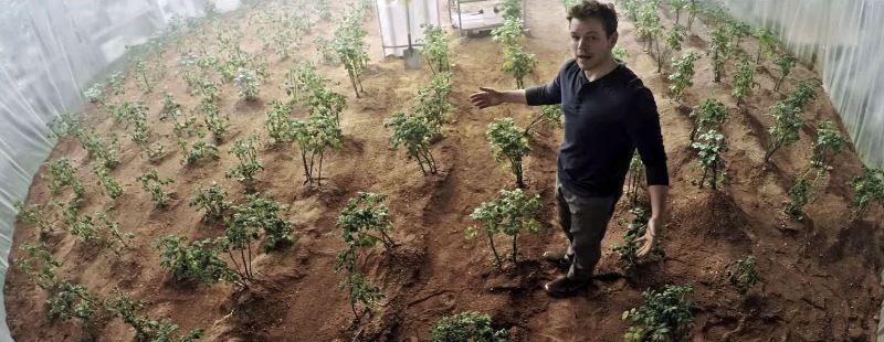 Удобрения из мочи или проблема выживания человека на Марсе