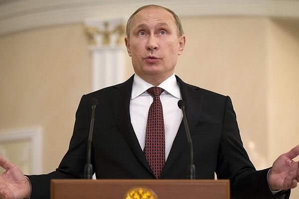 Нацразведка США раскроет доходы Путина