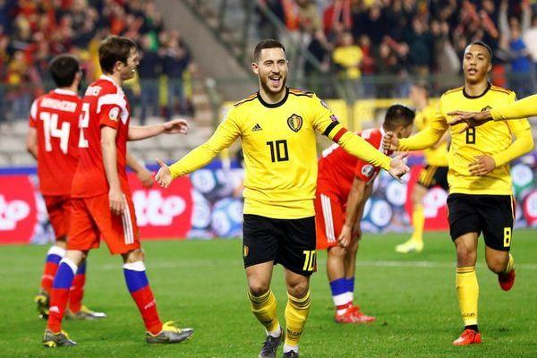 Россия - Бельгия, счет: как сыграли 21 марта, результат, обзор матча (видео голов)