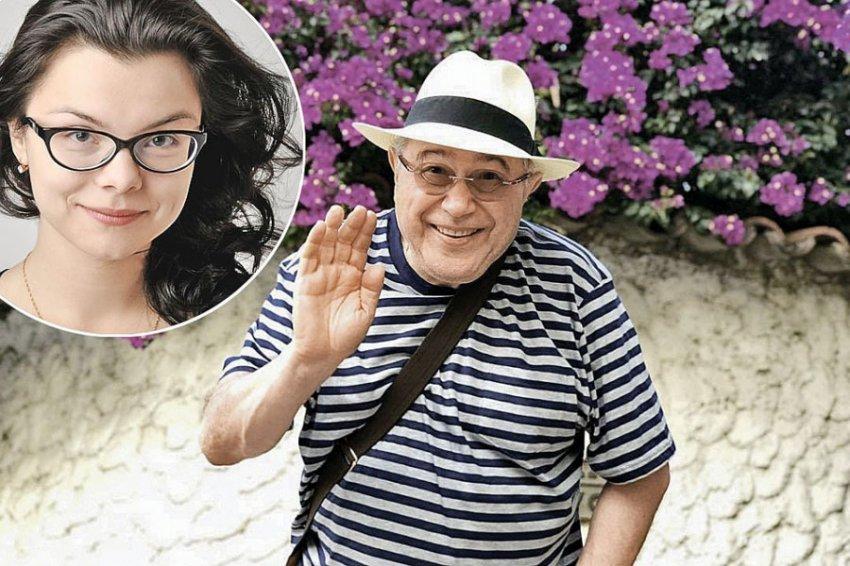 Петросян собирается сдать квартиру вместе с живущей в ней Степаненко