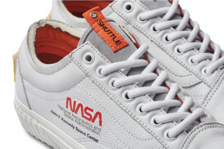 Ученые NASA создали первые космические кроссовки