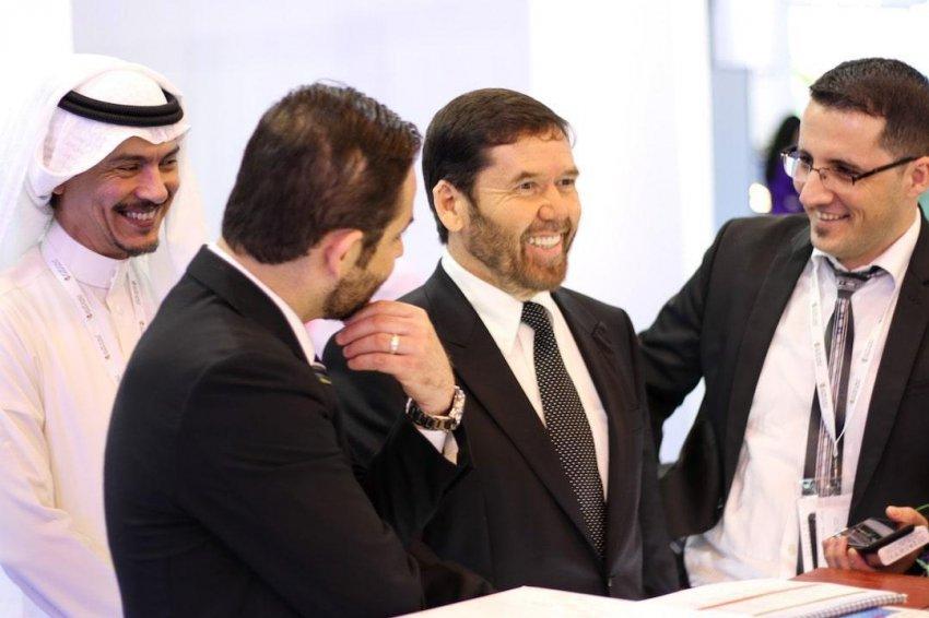 Исмагил Шангареев. Объединенные Арабские Эмираты