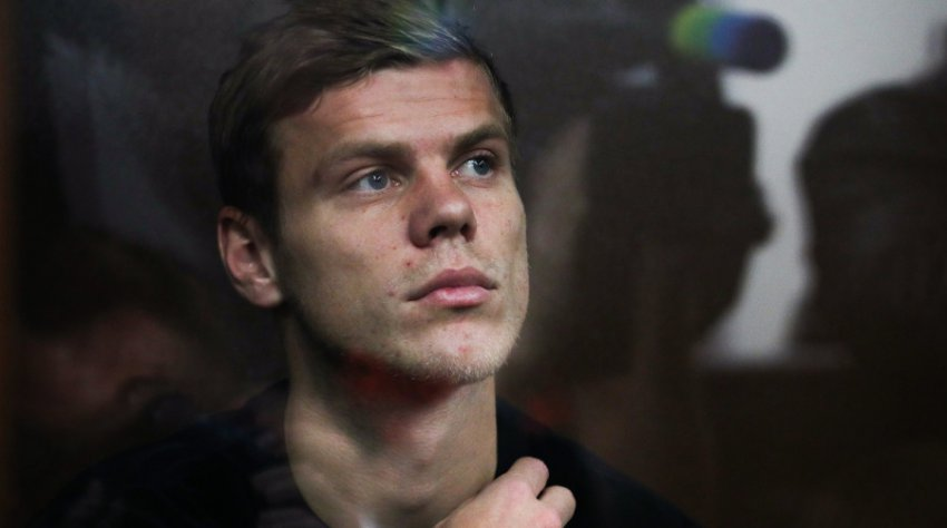 У футболиста Александра Кокорина в СИЗО начала гнить нога