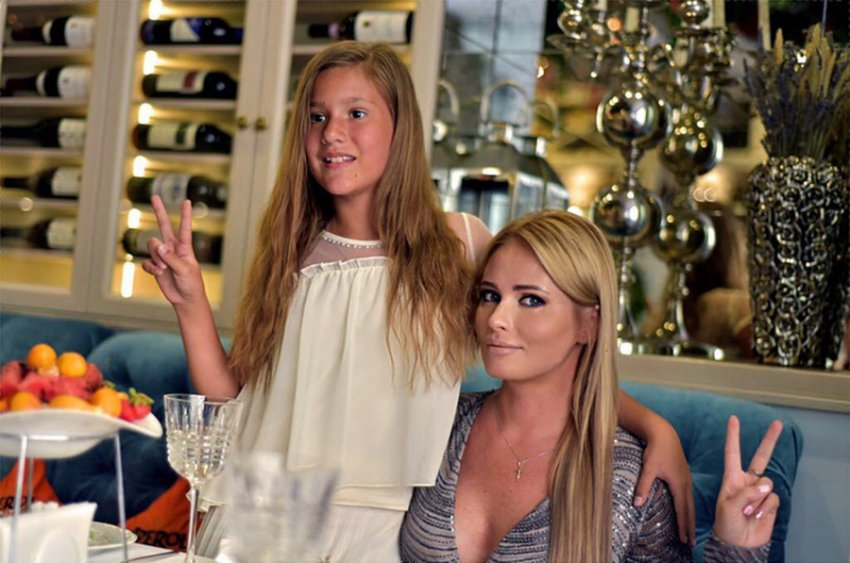 Дана Борисова готова простить сбежавшую из дома дочь, но девочка не спешит с извинениями