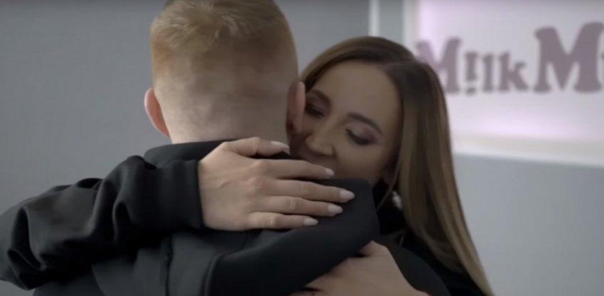 Ольга Бузова показала романтическое видео с Лешей Свиком