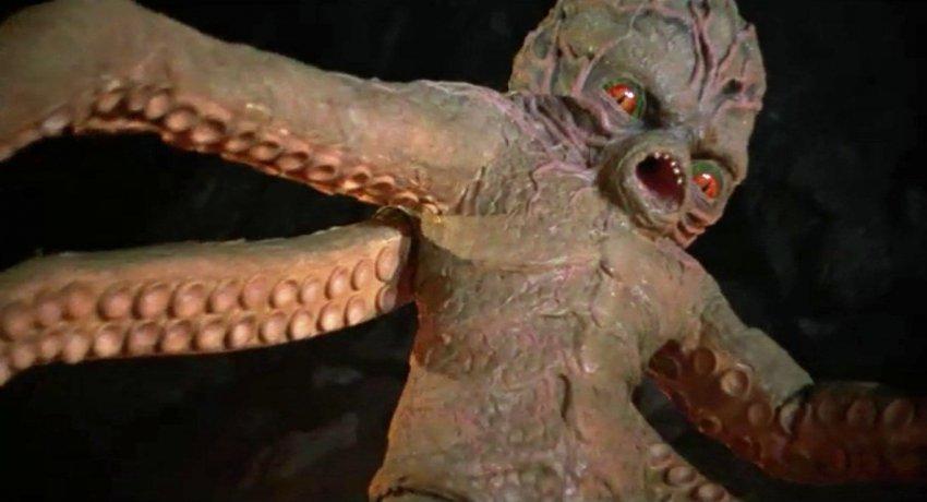 Странный случай с человеком-осьминогом из Огайо