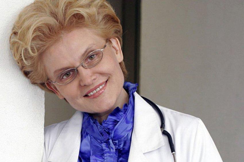 58-летняя Елена Малышева захотела сделать пластическую операцию