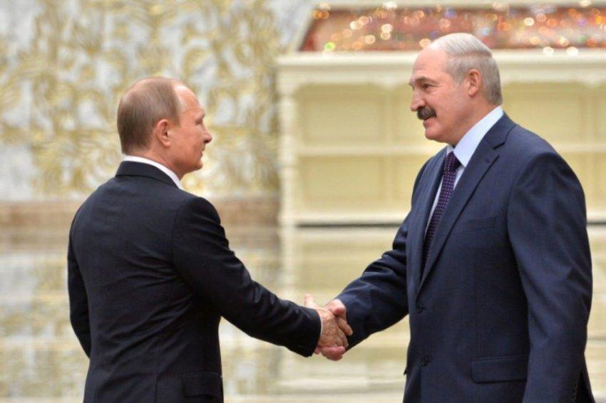 Стало известно, войдет ли Белоруссия войдет в состав России