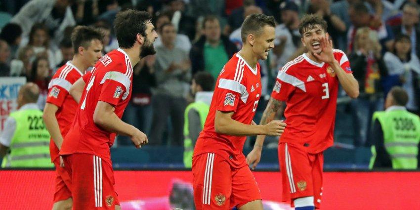21 марта Россия сыграет с Бельгией в рамках отбора на ЧЕ-2020