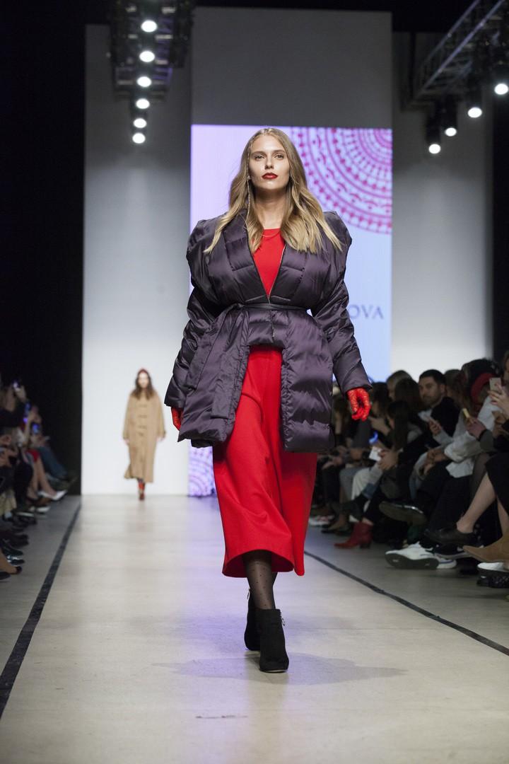 Группа Queens о показе Oksana Fedorova: «Коллекция идеально подходит для современных деловых женщин»