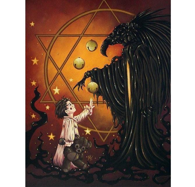 Демон, который мучил моего ребенка - НЛО, инопланетяне, мистика, тайны, загадки, монстры, чупакабра, последние новости, фото и видео
