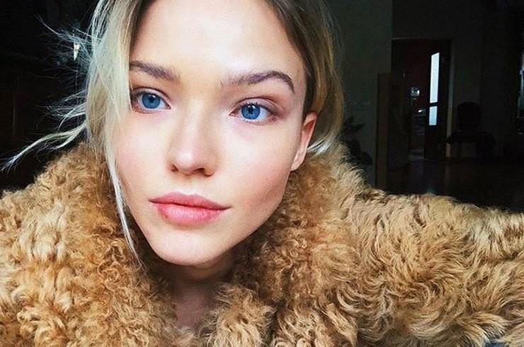 Российская модель Саша Лусс сыграла шпиона-убийцу в фильме Люка Бессона