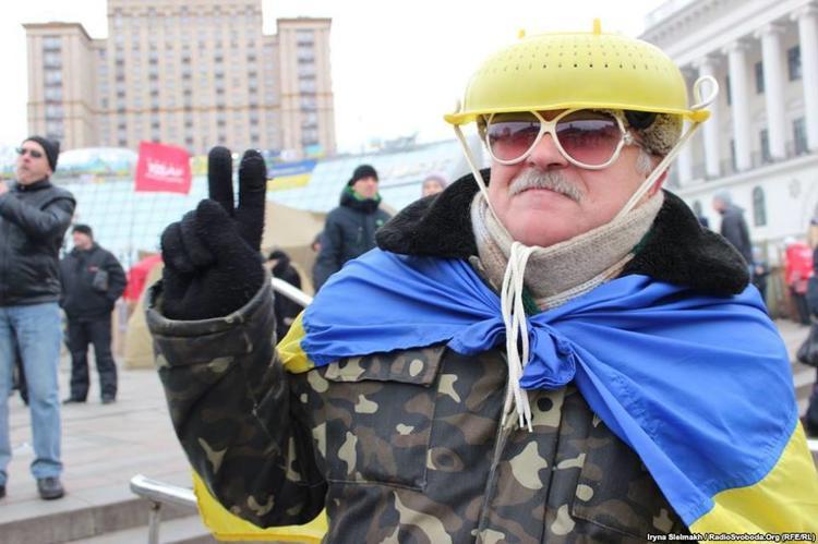 Жители Киева высказали, что думают о присоединении Украины к России
