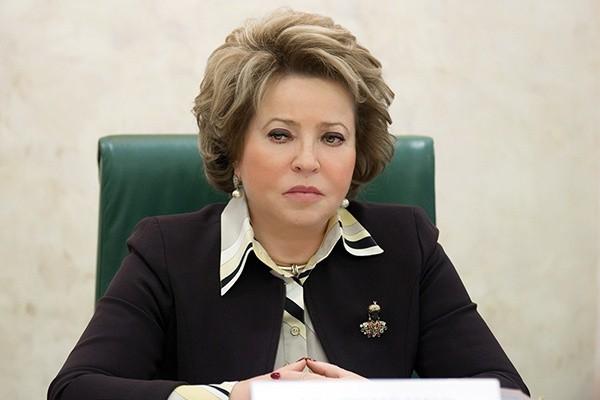 Матвиенко может возглавить Пенсионный фонд