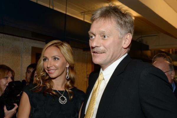 Раскрыт внушительный доход жены пресс-секретаря Путина