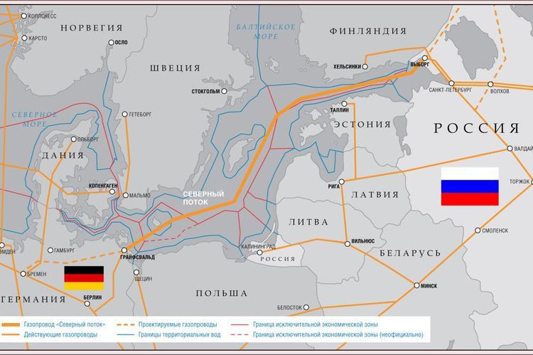 """Германия официально одобрила строительство """"Северного потока - 2"""" на своей территории. Что будет делать Киев?"""