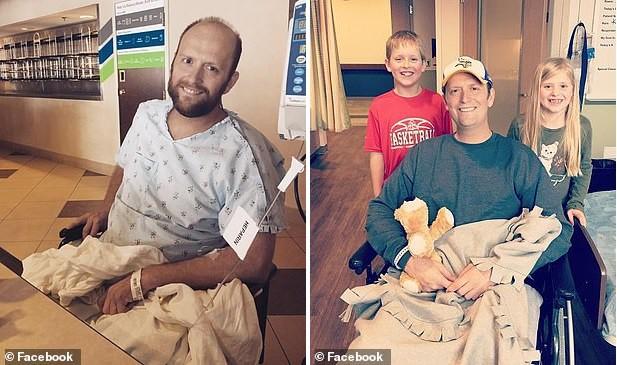 Житель Небраски потерял ногу из-за загадочной инфекции