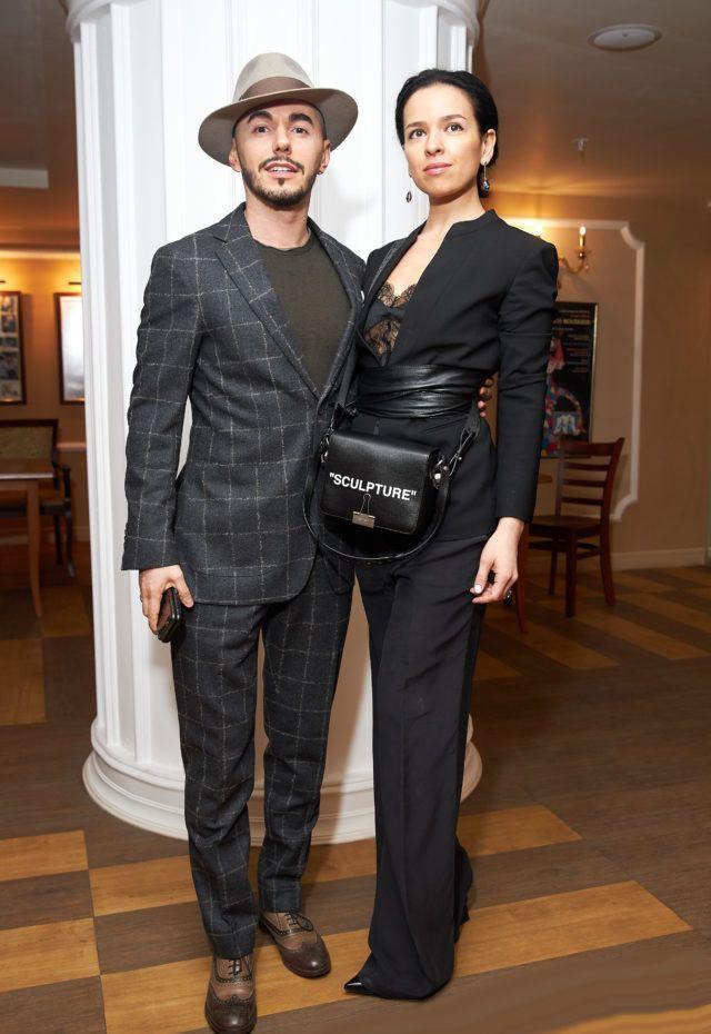 Привлекательная шатенка и очаровательная брюнетка: Рома Зверь и Тимур Родригез показали жен