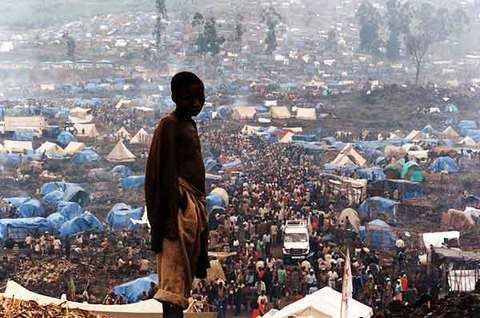Как спровоцировали массовый геноцид в Руанде (Слабоневрным не смотреть)