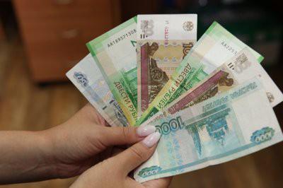 В России выросло количество фальшивых двухтысячных купюр