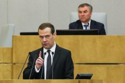 Медведев рассказал о бедности россиян