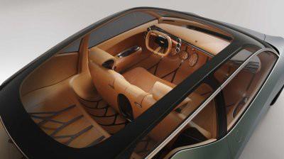 Genesis презентовал компактный электромобиль Mint