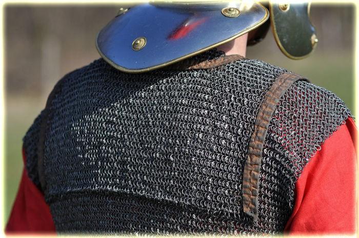 Римские легионеры без голливудской ретуши или как врут учебники