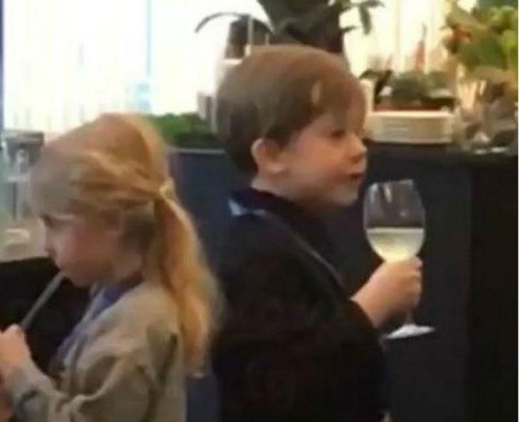 В Сети появились фото 6-летнего сына Жанны Фриске